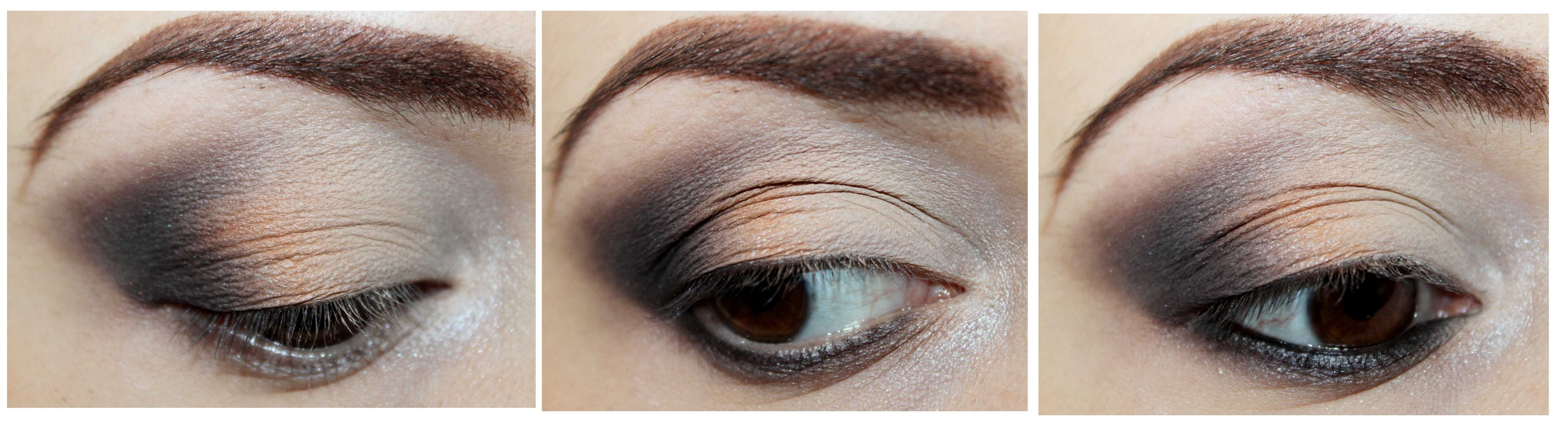 Elegancki makijaż