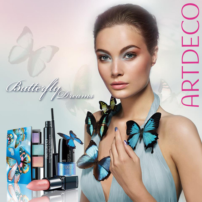 ArtDeco Butterfly Dreams Makeup Collection
