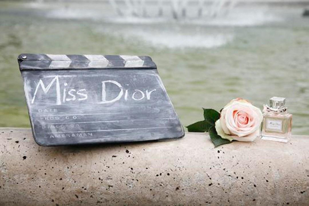 Natalie Portman w nowej kampanii Miss Dior