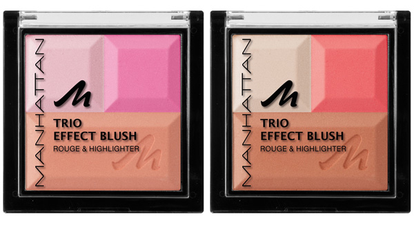 Trio Effect Blush (Manhattan)