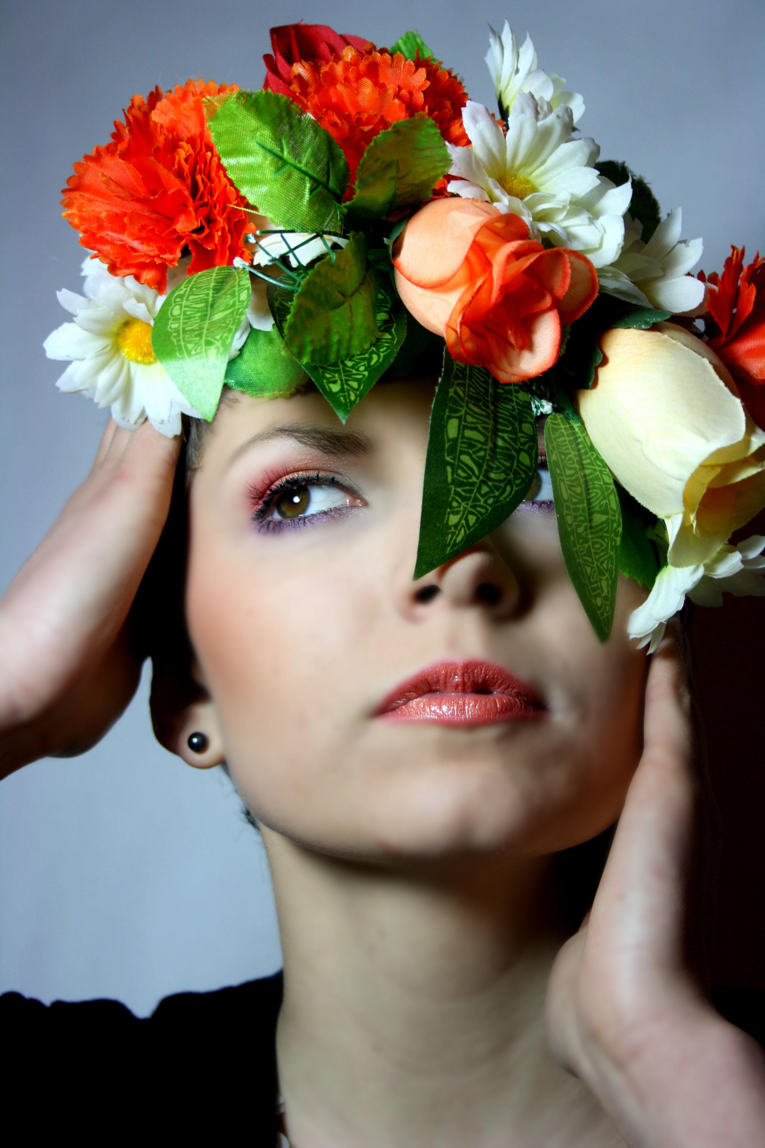 Makijaż wiosenny