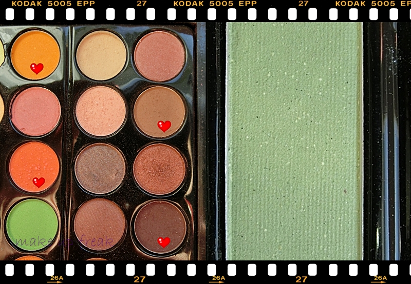 Makijaż wiosenny - jesienny