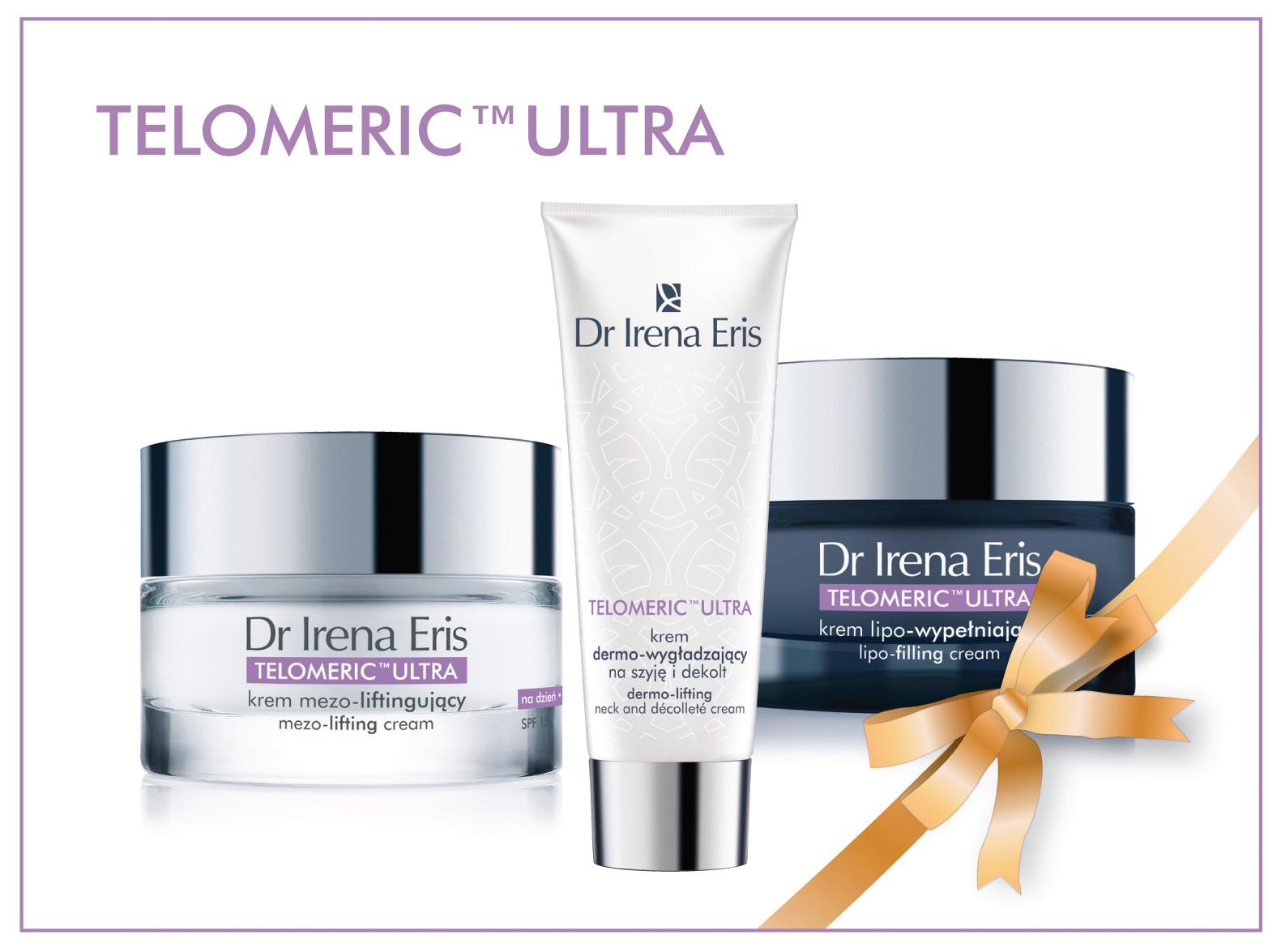 Dr Irena Eris TELOMERIC™ ULTRA