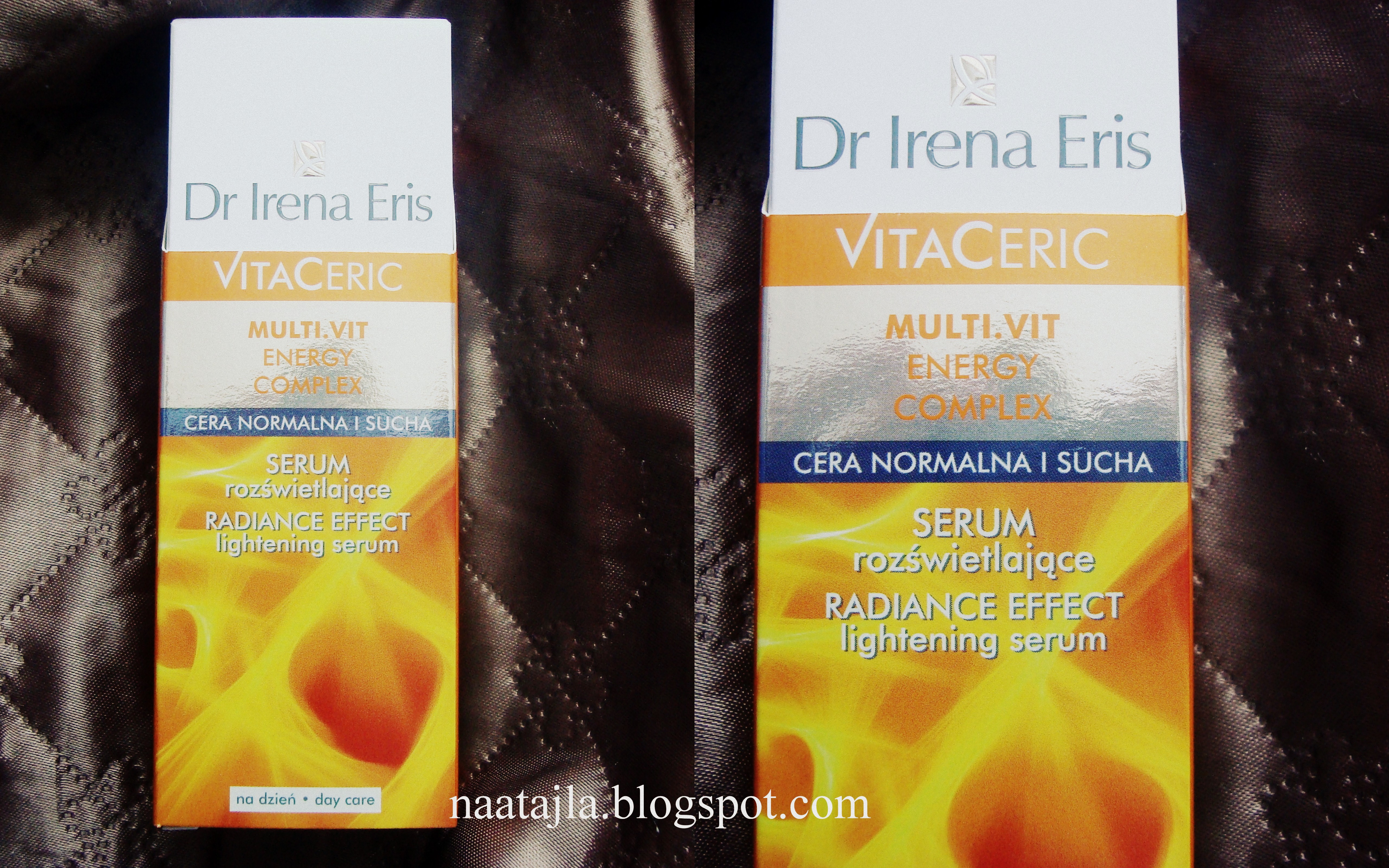 VitaCeris Dr Irena Eris serum rozświetlające