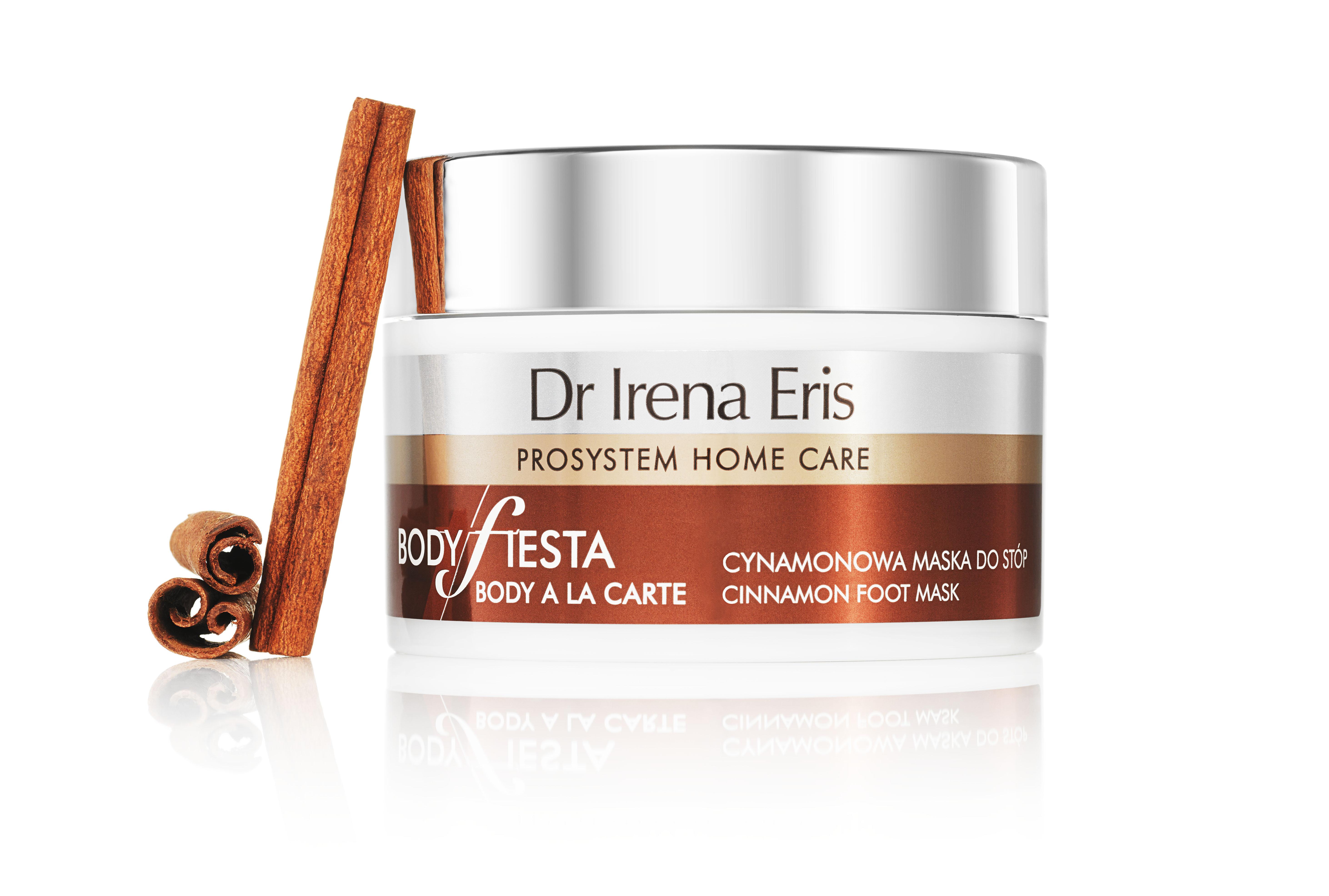 Dr Irena Eris Fiesta Maska cynamonowa