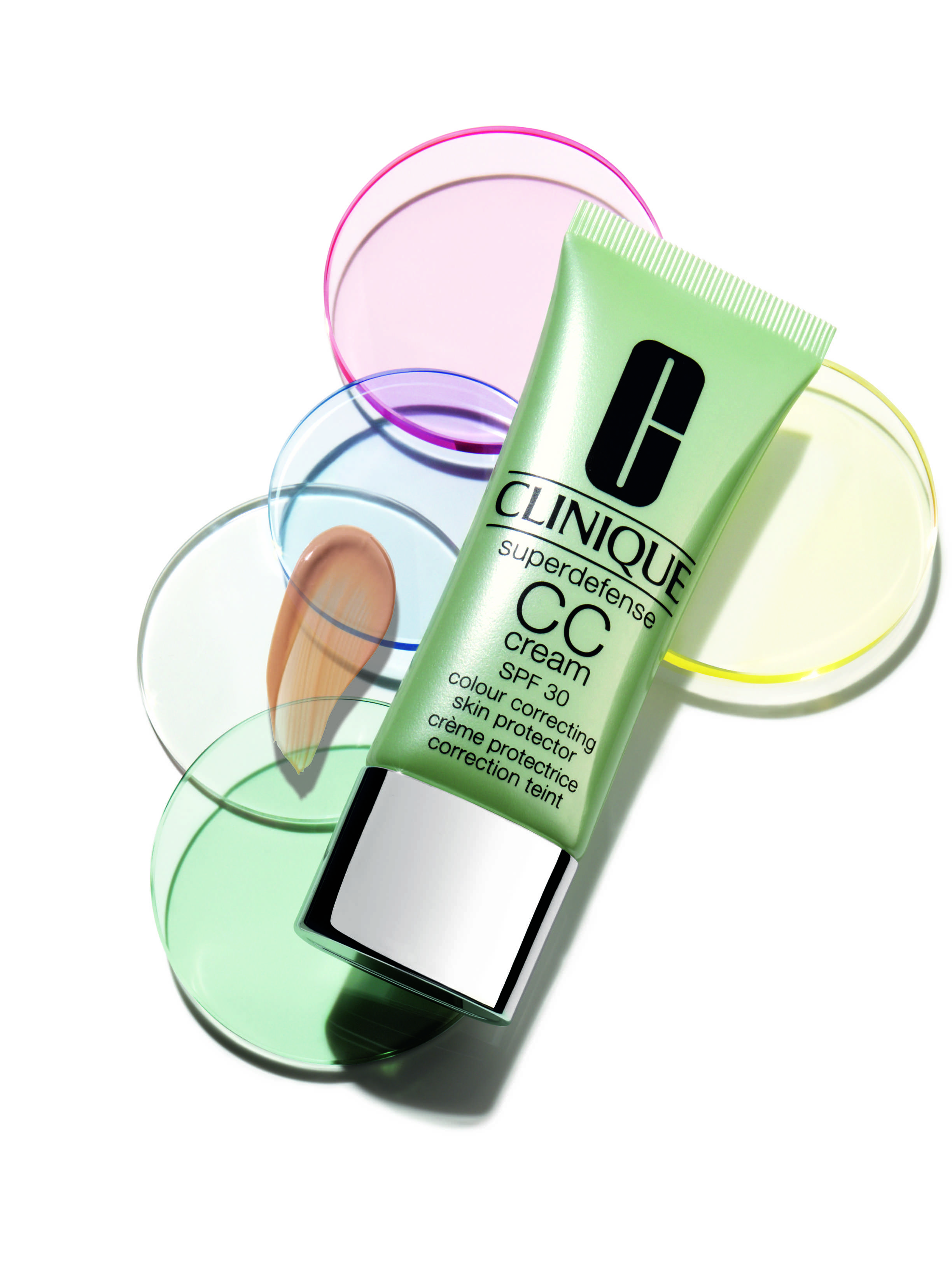 Superdefense CC Cream SPF 30 Colour Correcting Skin Protector