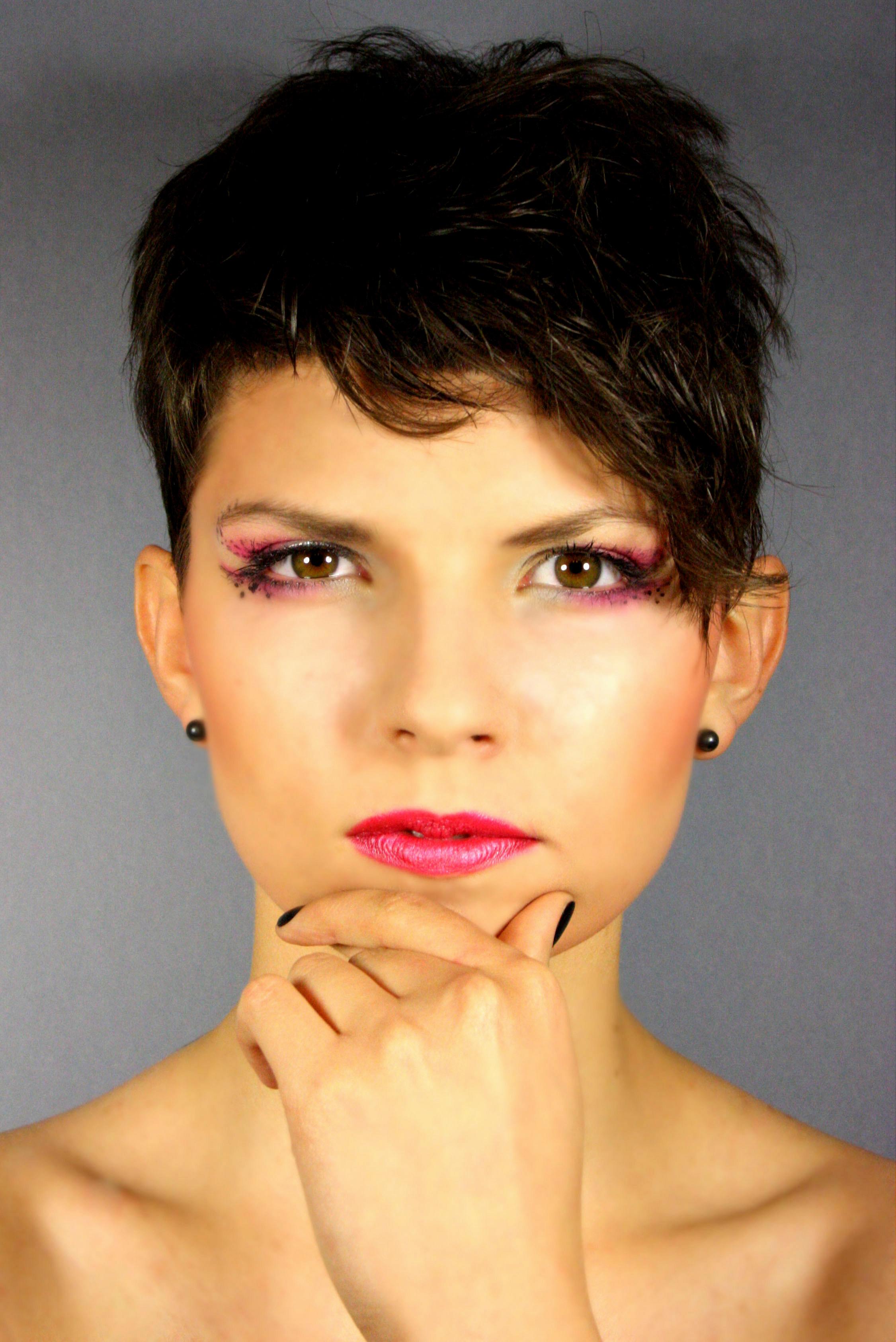 Pitaja - makijaż