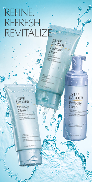 Esteé Lauder Perfectly Clean