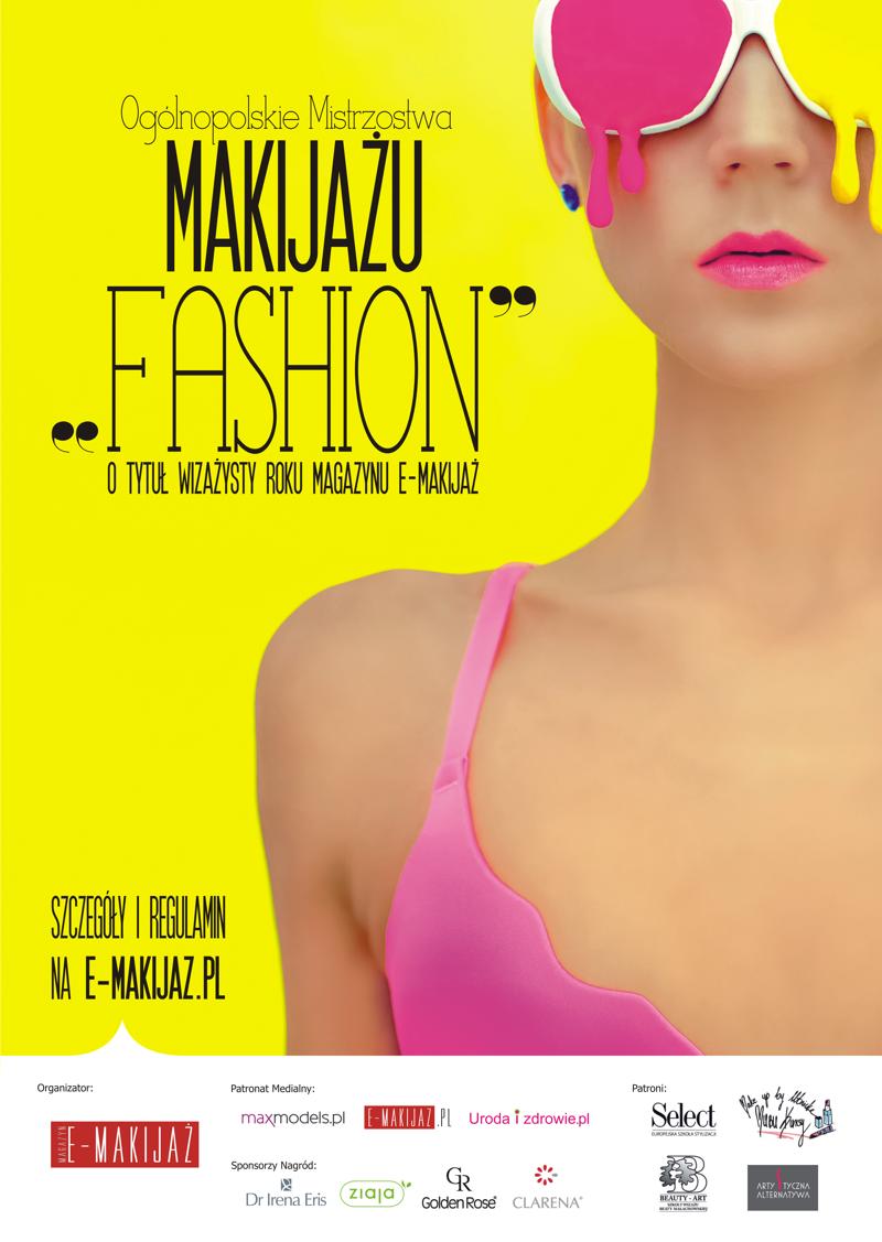 Ogólnopolskie Mistrzostwa Makijażu Fashion