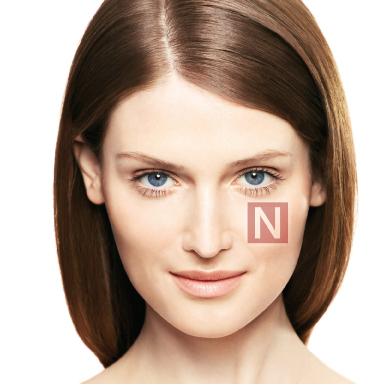 Pharmaceris N PURI-CAPILIQMUSSE Delikatna pianka wzmacniająca naczynka do mycia twarzy i oczu.