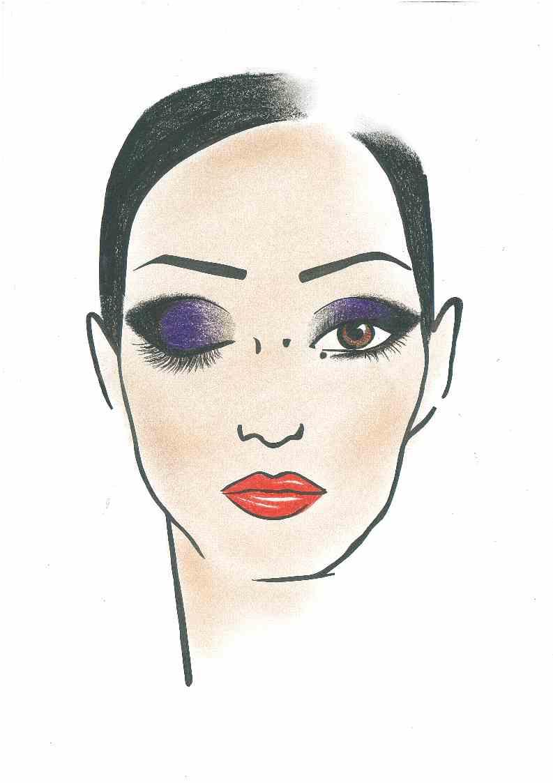 Sephora Trend Report  - Iskrzacy Glam Rock