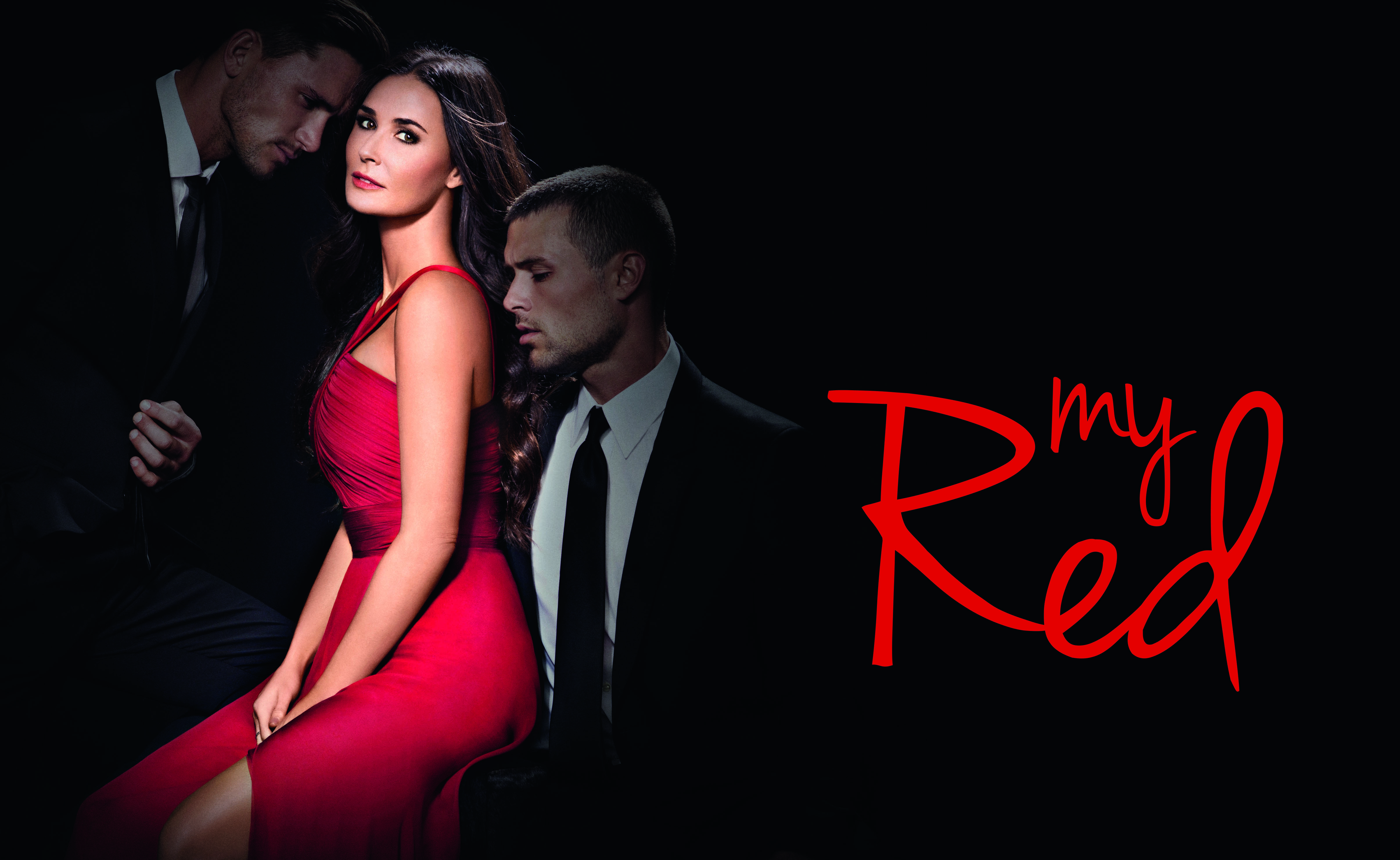Oriflame przedstawia My Red by Demi Moore