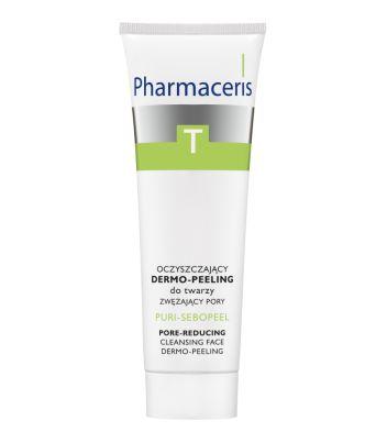 PURI-SEBOPEEL Oczyszczający dermo-peeling do twarzy zwężający pory