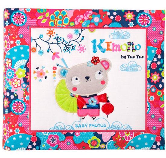 Album na zdjęcia Kimono Pink TucTuc