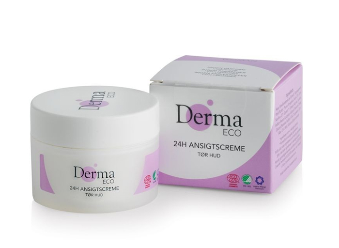 Derma Eco Woman - Krem do twarzy do cery suchej