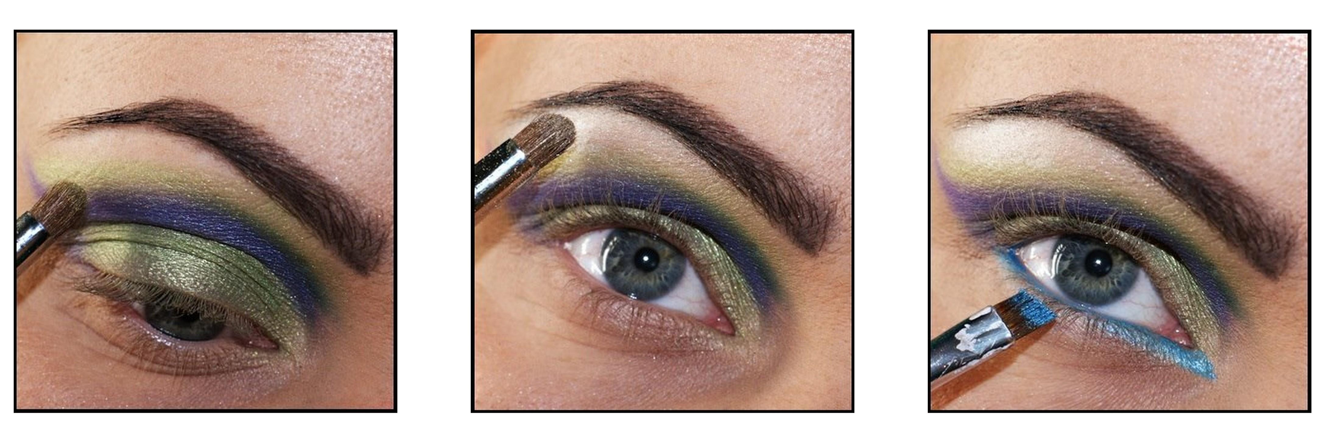 Makijaż sylwestrowy
