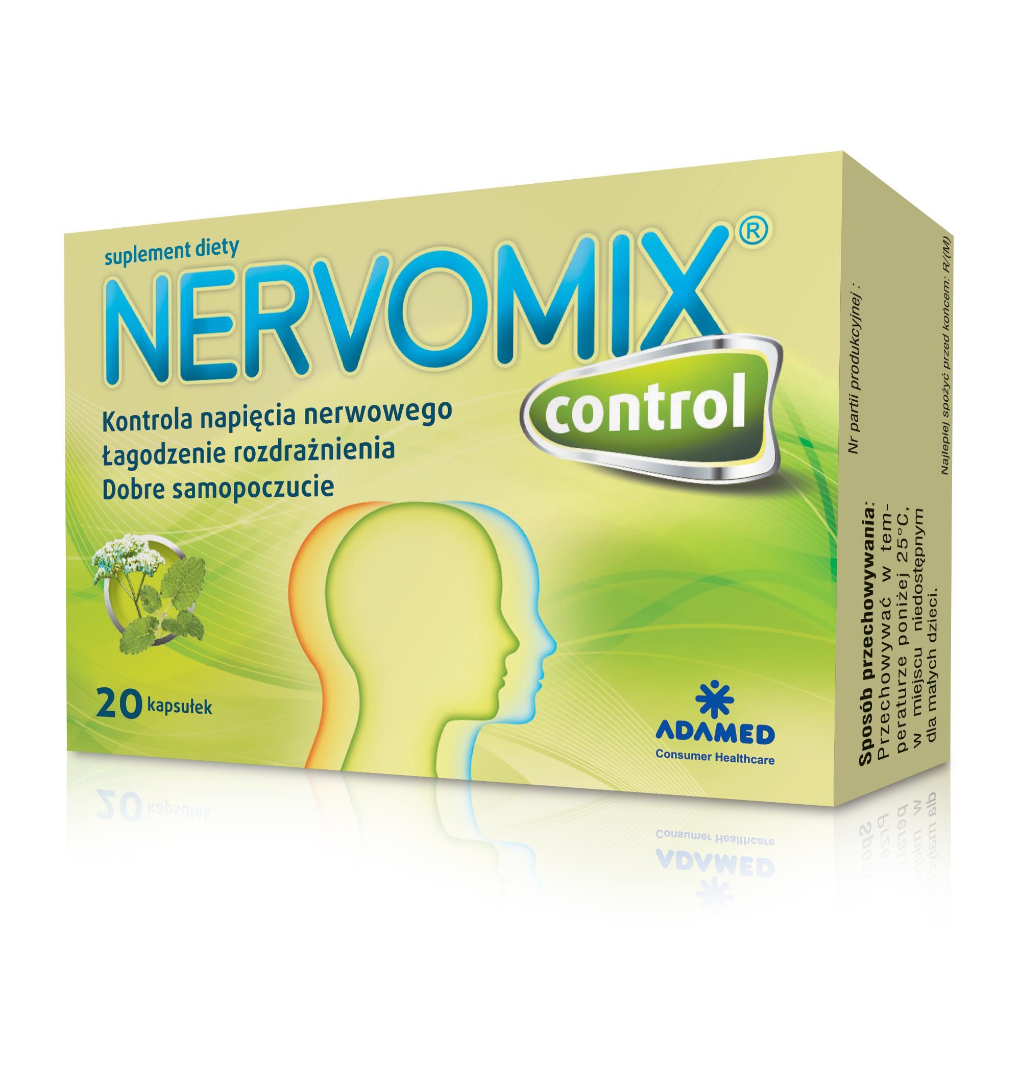 Nerwomix Control