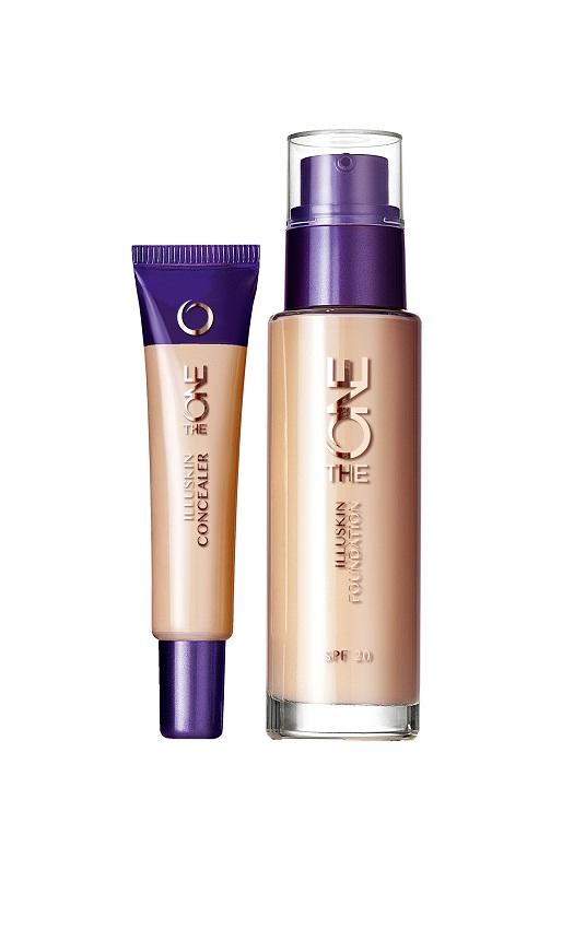 kosmetykicdo makijażu The ONE od Oriflame