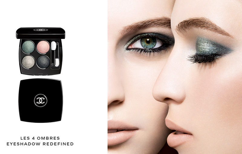 Chanel Les 4 Ombres Multi Effect Quadre Eyeshadows