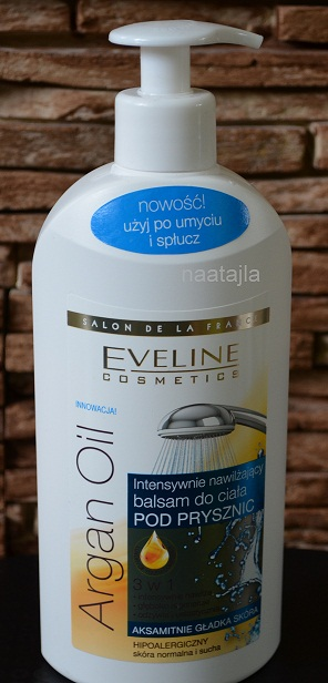 Balsam do ciała Eveline Argan Oil