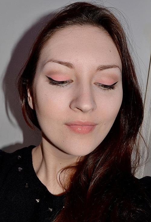 Makijaż pastelowy