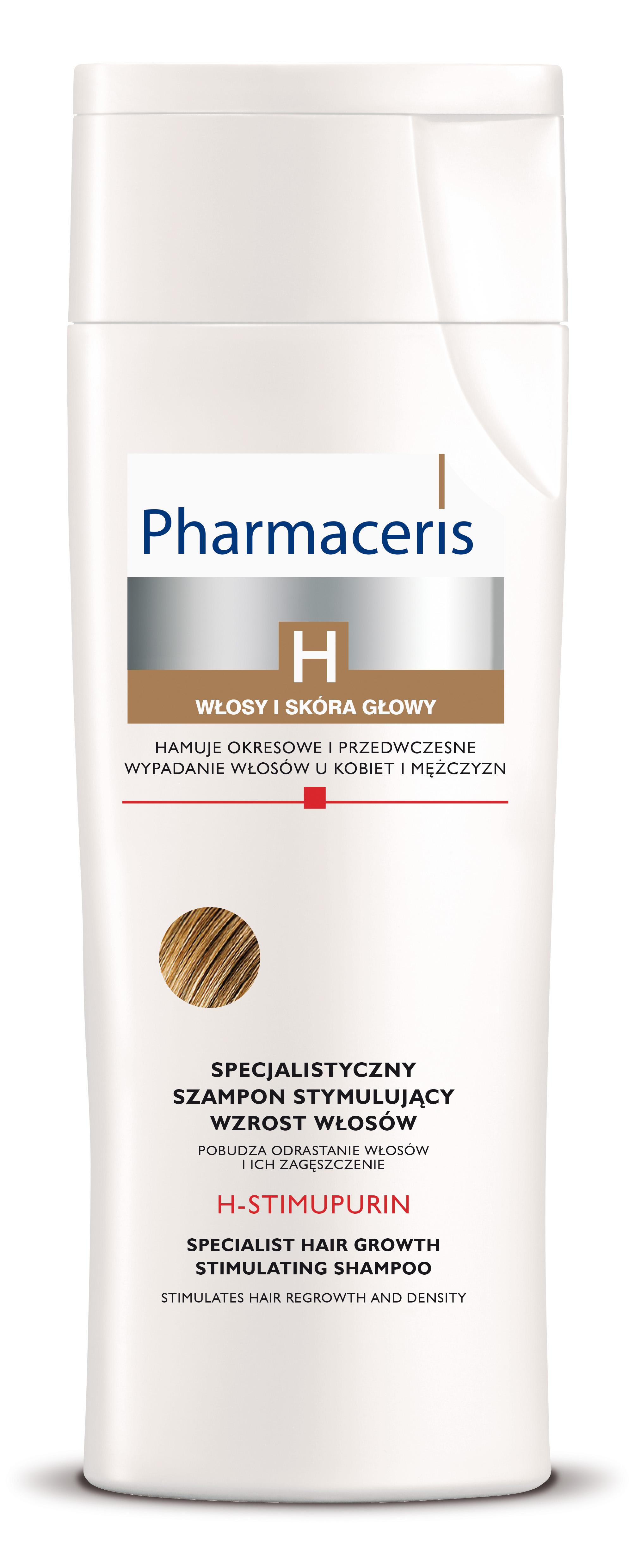 H-STIMUPURIN Specjalistyczny szampon stymulujący wzrost włosów