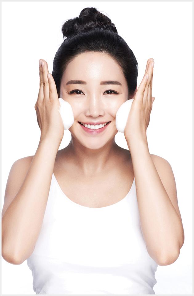 Koreański rytuał pielęgnacyjny