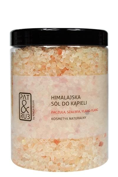 PAT&RUB  himalajska sol do kapieli