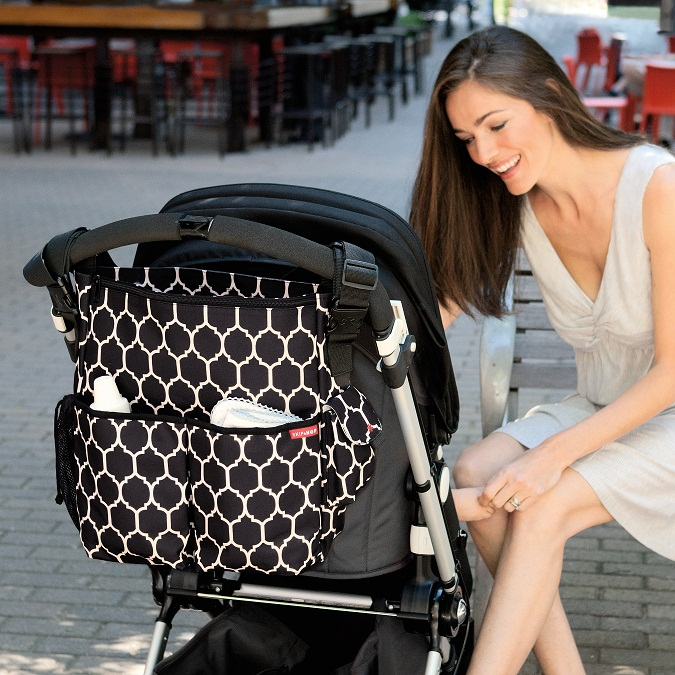 Duo Essential Diaper Bag