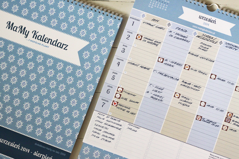 Mamy Kalendarz 2014