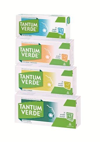 Tantum Verde - smaki